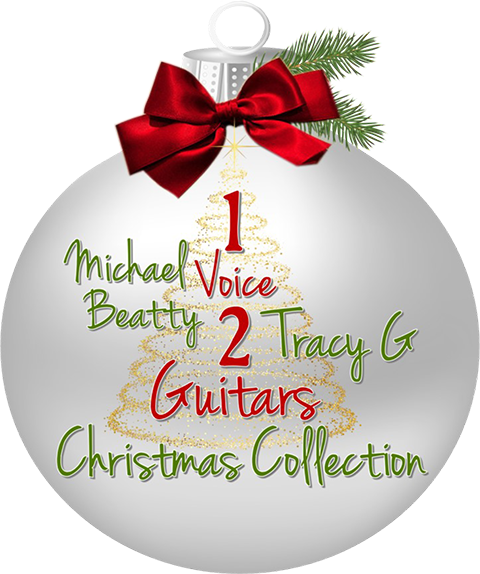 1 Voice 2 Guitars - Michael Beatty & Tracy G - Christmas Collection 480